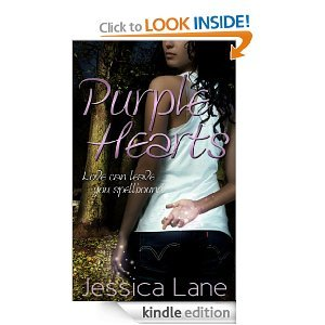 Purple Hearts Jessica N. Lane