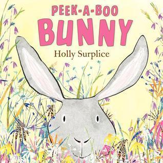 Peek-a-Boo Bunny Holly Surplice