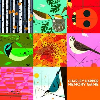 GAME:   Charley Harper Memory Game NOT A BOOK