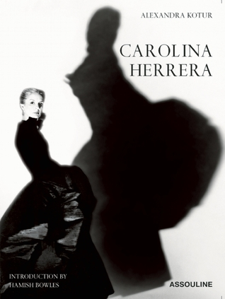 Carolina Herrera  by  Alexandra Kotur