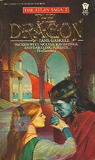 The Dragon (Atlan Saga) Jane Gaskell