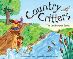 Country Critters  by  Mary Stern