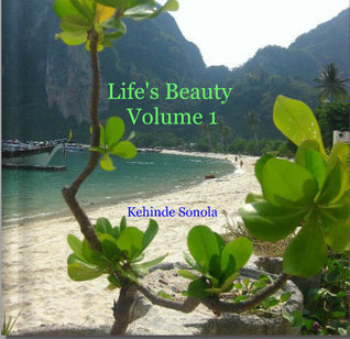 Lifes Beauty Volume 1  by  Kehinde Sonola