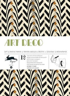 Art Deco  by  Pepin Van Roojen