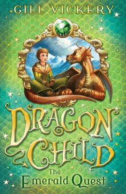 The Emerald Quest (DragonChild, #1)  by  Gill Vickery