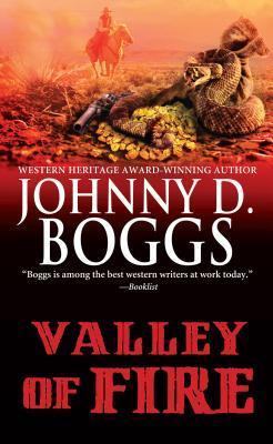 Valley of Fire  by  Johnny D. Boggs