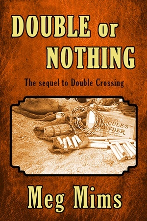Double or Nothing (Double series, #2) Meg Mims