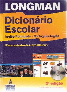 Longman Dicionário Escolar: Inglês-Português - Português-Inglês  by  Pearson