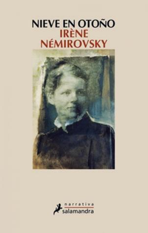 Nieve en otoño Irène Némirovsky
