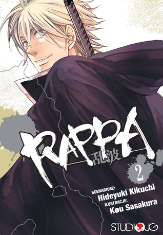 Rappa, tom 2  by  Hideyuki Kikuchi