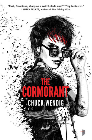 The Cormorant (Miriam Black, #3)  by  Chuck Wendig