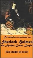 Een studie in rood (Sherlock Holmes, #1) Arthur Conan Doyle