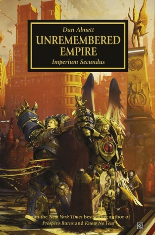 The Unremembered Empire Dan Abnett