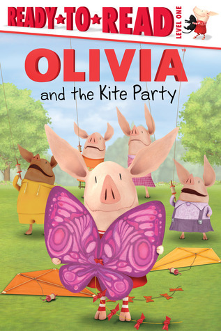 OLIVIA and the Kite Party: with audio recording  by  Alex Harvey
