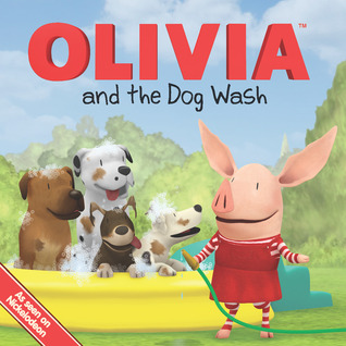 OLIVIA and the Dog Wash: with audio recording Natalie Shaw