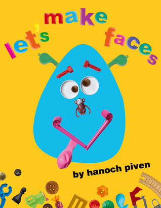 Lets Make Faces: with audio recording Hanoch Piven
