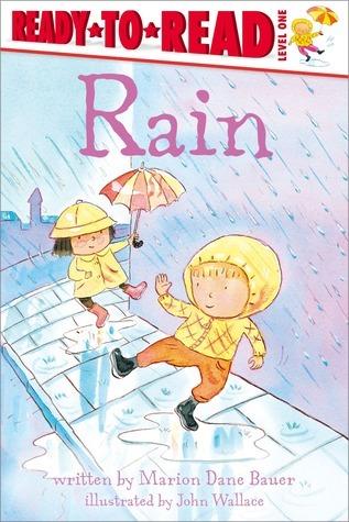 Rain: with audio recording Marion Dane Bauer