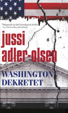 Washington Dekretet Jussi Adler-Olsen
