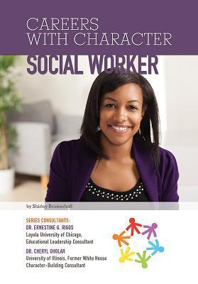 Social Worker  by  Shirley Brinkerhoff