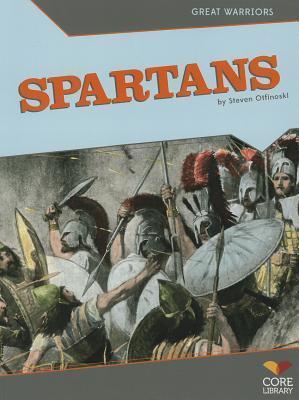 Spartans Steve Otfinofski