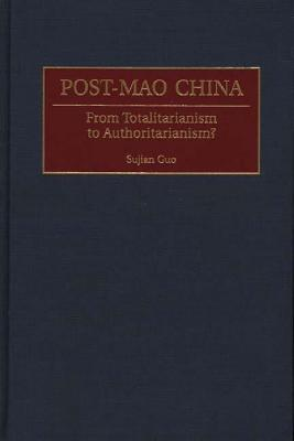 Chinese Politics and Government: Power, Ideology and Organization  by  Sujian Guo