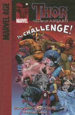 The Challenge!  by  Stan Lee