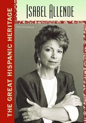 Isabel Allende  by  Tim McNeese