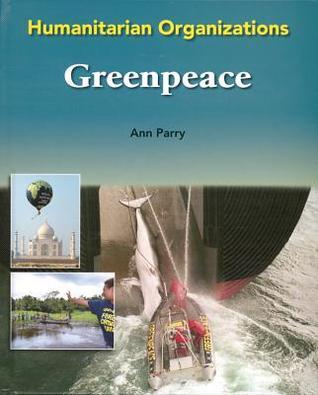 Greenpeace Ann Parry