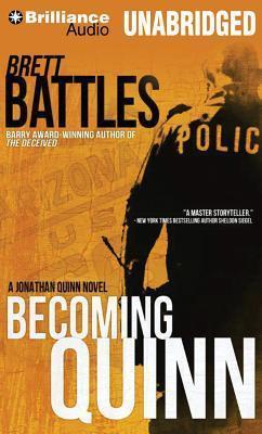 Becoming Quinn (Jonathan Quinn, #0.1)  by  Brett Battles