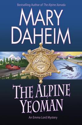 The Alpine Yeoman (Emma Lord Mystery, #25)  by  Mary Daheim