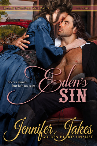 Edens Sin  by  Jennifer Jakes