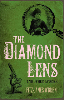 Twain and OBrien Stories: Carnival of Crime/The Diamond Lens  by  Fitz-James OBrien