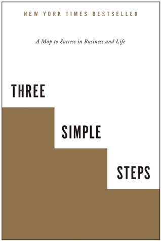 Three Simple Steps: A Map to Success in Business and Life  by  Trevor Blake