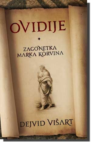 Ovidije (Marcus Corvinus, #1) David Wishart
