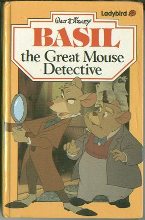 The Great Mouse Detective  by  Golden Books
