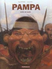 Pampa, Tome 1:  Lune De Sang  by  Jorge Zentner