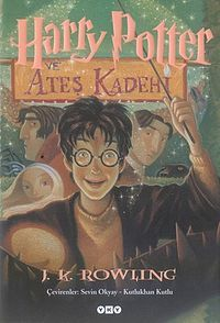 Harry Potter ve Ateş Kadehi (Harry Potter, #4) J.K. Rowling