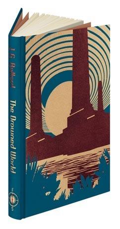 The Drowned World - Folio Society Edition  by  J.G. Ballard
