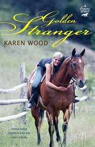 Golden Stranger Karen Wood