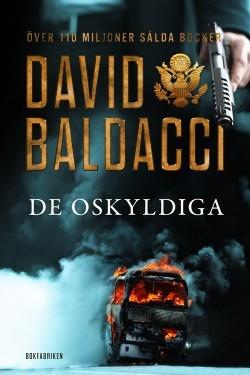 De oskyldiga (Will Robie, #1) David Baldacci