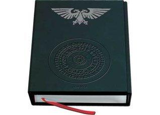 Warhammer 40 000 Collectors Edition Rulebook Alessio Cavatore