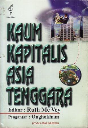 Kaum Kapitalis Asia Tenggara Ruth T. McVey