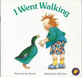 I Went Walking Sue Machin