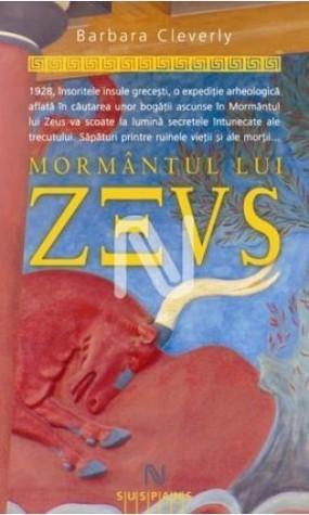Mormantul lui Zeus  by  Barbara Cleverly