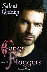 Fangs and Floggers (Weapons of Redemption, #5) Saloni Quinby