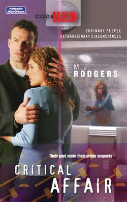Critical Affair (Code Red #10)  by  M.J. Rodgers