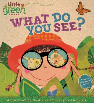What Do You See?: A Lift-the-Flap Book About Endangered Animals  by  Stephen Krensky