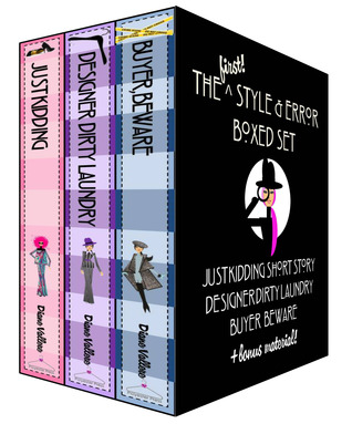 The Style & Error Boxed Set Diane Vallere