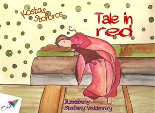 Tale in red  by  Kostas Stoforos