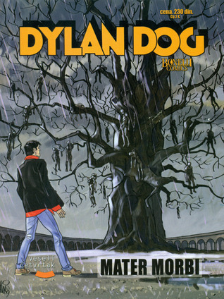Dylan Dog br. 71: Mater Morbi Tiziano Sclavi